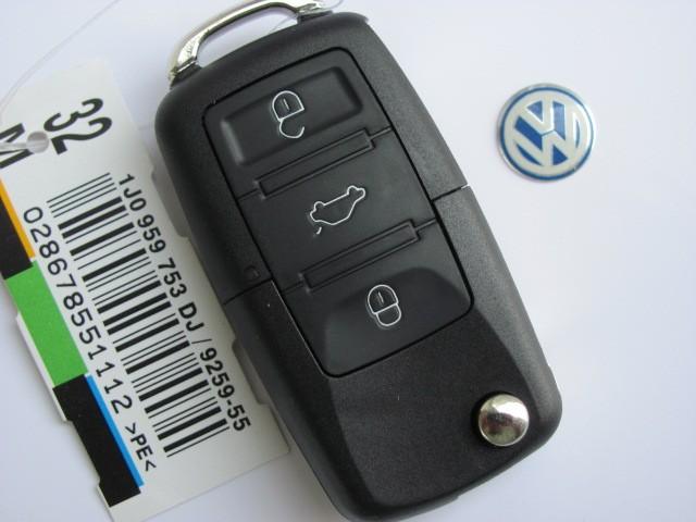 CARCASA LLAVE VW GOLF