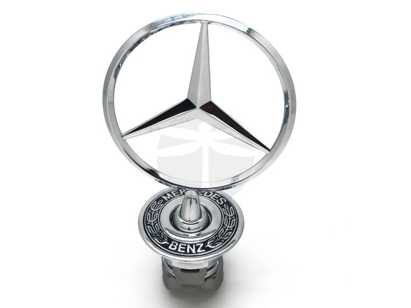 Estrella logo capo mercedes benz