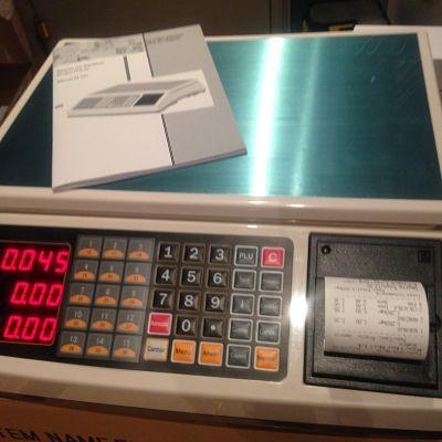 Nuevo bascula balanza 1000 plu 2 años garantia